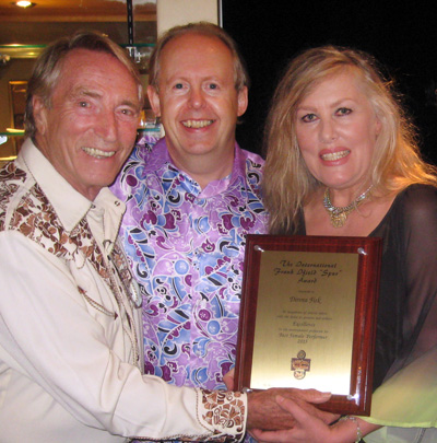 Frank Ifield, Bob Howe, Donna Fisk 2015