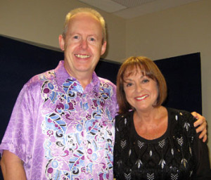 Bob Howe and Denise Drysdale