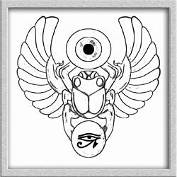 Fisk, Fisk & Howe - The Highwayman logo