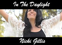 NICKI GILLIS tops UK chart!