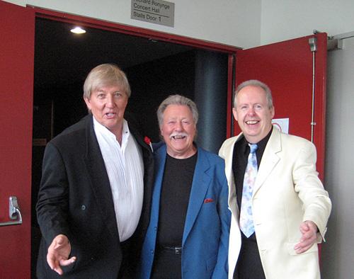 Roland Storm, Lucky Starr, Bob Howe