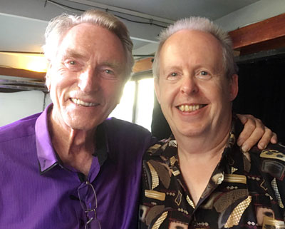 Frank Ifield's 80th - with Bob Howe