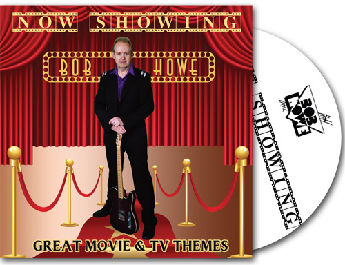 NOW SHOWING- CD COVER