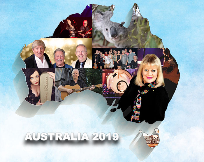 Bob Gigs Australia 2019