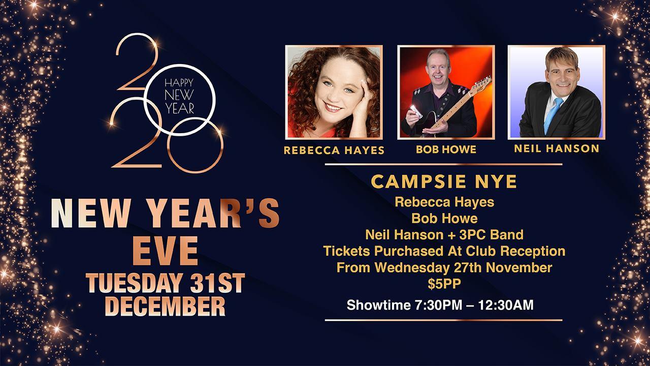 Campsie RSL-NYE-2019