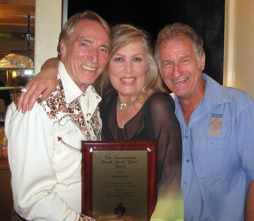 Frank Ifield - Donna Fisk - Richard Young