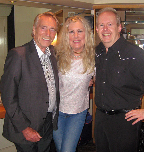 FRANK IFIELD, DONNA FISK, BOB HOWE