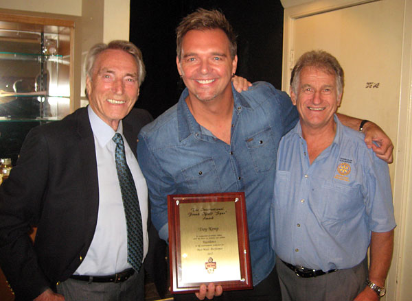 Frank Ifield, TROY KEMP, Richard Young