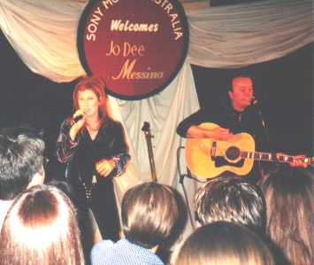 Jo Dee Messina & Rod MCormack