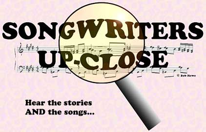 Songwriters logo by Bob Howe